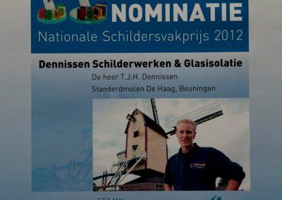 Nationale_Schildersvakprijs_Dennissen_Schilderwerken