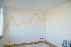 Muren Afplakken Schilderen.Do It Yourself Bergen Schilderen Dennissen Schilderwerken